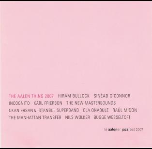 The Aalen Thing 2007 - Various artist